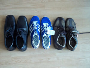 "Mens Shoes and Sneakers ""New"""
