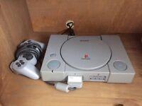 PS1 + Tomb Raider & Tekken 3