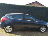 Ford Focus 1.6TDCi ( 105ps ) ECOnetic 2012.75MY Zetec LOW MILES FULL HISTORY