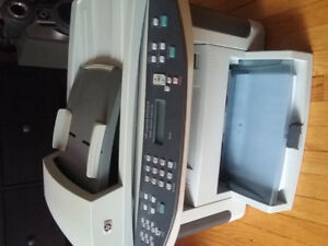 HP All-in-One Laser Printer