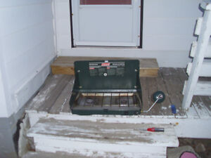 PROPANE STOVE FOR CAMPING