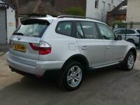 2009 BMW X3 2.0d SE 5dr Step Auto ESTATE Diesel Automatic