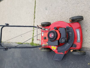 Noma Brute Lawnmower CHEAP
