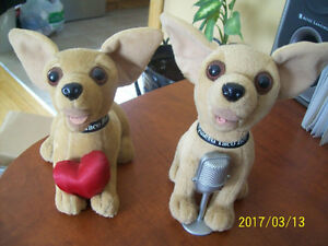 4 taco bell chihuahua