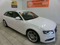2009 Audi A4 Avant 2.0T FSI ( 211PS ) S Line ***BUY FOR ONLY £36 PER WEEK***