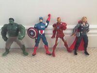 Marvel Avengers figures