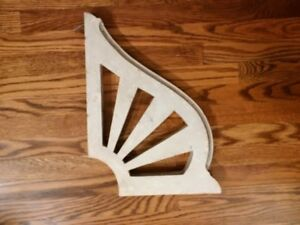 Solid wood Brackets/Corbels