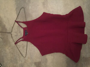 Size small/medium brand name clothing for sale