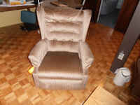 Fauteuil style Lay-Z-Boy
