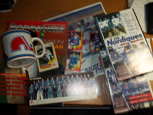 Nordiques de Québec - Collection souvenir