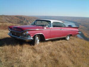 Rare 1959 Classic Buick Invicta  2 door HT
