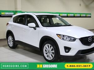 2014 Mazda CX-5 GT TECH AWD CUIR TOIT NAV  CAMERA RECUL
