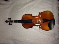 Violin/fiddle 3/4 size.