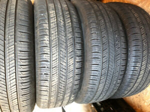 Hankook Kinergy Tires 225 60 17, only 3000KM