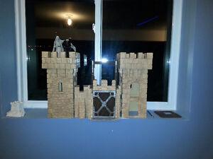 Castle - Dragon - Medievil - Shield - Warrior - Schleich Figures