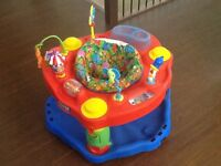 Evenflow Active Learning Centre Exersaucer