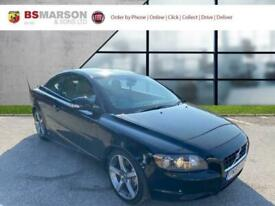 image for 2009 Volvo C70 D S Convertible Diesel Manual