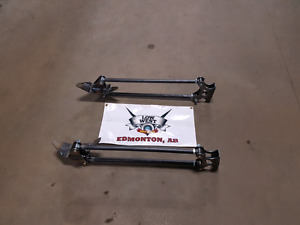Low West Hot Rods Universal Four-Bar Rear Suspension Kit.