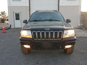 JEEP GRAND CHEROKEE LIMITED 4X4 *** FULLY LOADED SUV *** $5995