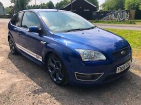 2006 56 FORD FOCUS 2.5 ST-2 225 SIV REMAPPED VERY FAST LOW 85K OLD MOTS PX SWAPS