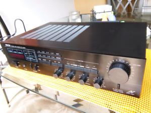 Denon dra-35v precision audio component receiver perfect conditi