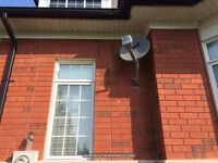 Satellite dish installation, upgrade & repair.