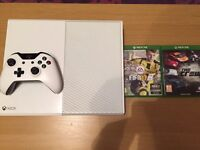 Xbox One & 2 game