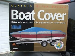 Brand new boat cover