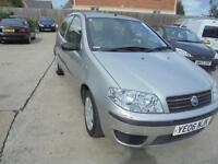 Fiat Punto 1.2 8v Active 3 DOOR - 2006 06-REG - 9 MONTHS MOT