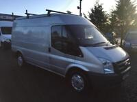Ford Transit 2.2TDCi ( 85PS ) T280M MWB 2007 57 reg only 77511 miles 1 owner