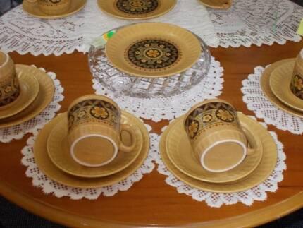 John Haddock & Sons LTD Ivory Ware Dinner Set | Collectables ...