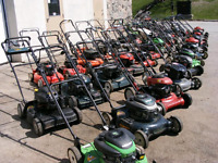 Lawn mower / Pressure washer Repair and service