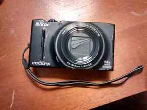 Nikon Coolpix S8000 14x Wide