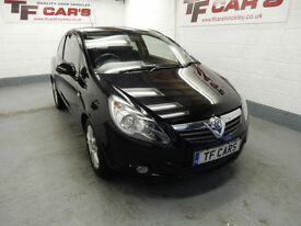 Vauxhall/Opel Corsa 1.4i SXi - FINANCE FROM ONLY £17 PER WEEK!