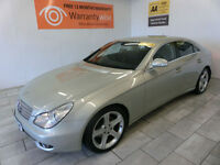 2006 Mercedes-Benz CLS320 3.0CDi 7G-Tronic ***BUY FOR ONLY £28 A WEEK***