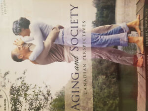 Aging and society canadian prespectives 7th edition
