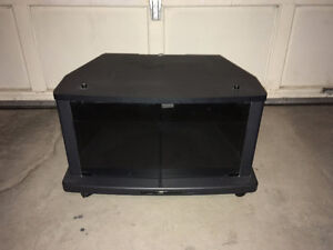 Black TV Stand / Night Stand