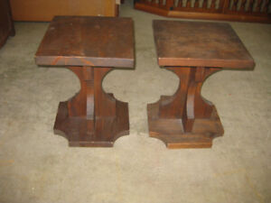 Tables bases