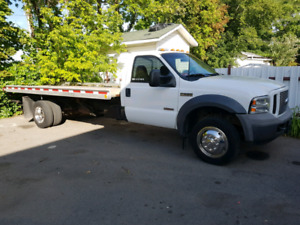 f550 towing