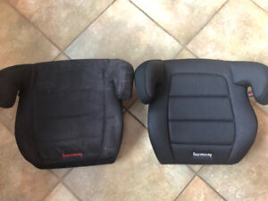 Two booster seats- both expire 2021