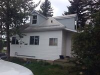 Free older house in good condition