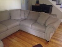 3 piece sectional - $400