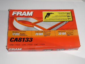 FRAM CA8133 Air Filter - New. For Honda Accord 1998-2002 West Island Greater Montréal image 1
