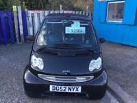 Smart Smart 0.6 Semi-Auto Pulse MOT FEB 2019** TAX £30 YEAR**BARGAIN