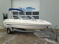 2006 Glastron MX 175 with 135 Hp Volvo Penta