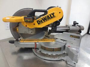 Dewalt 12 inch sliding compound miter saw
