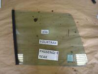 1993 - 2002 DAIHATSU FOURTRAK 2.8TD PASSENGER REAR BACK WINDOW GLASS
