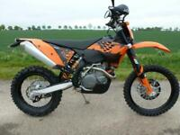 2008 KTM 530 EXC R / EXCR Enduro Absolutely mint Low hours Part ex Cards welcome