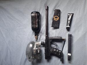 Smart Parts Ion paint ball gun