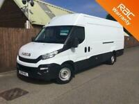 2018 18 IVECO DAILY AUTOMATIC LWB 2.3 35S14V 135 BHP ** AUTOMATIC ** AIR CON **